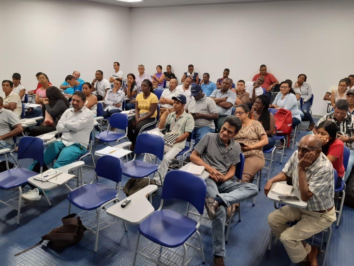 ASIR-SABA capacitó a 72 personas de comunidades rurales e instituciones en Gestión sustentable del agua y el saneamiento rural